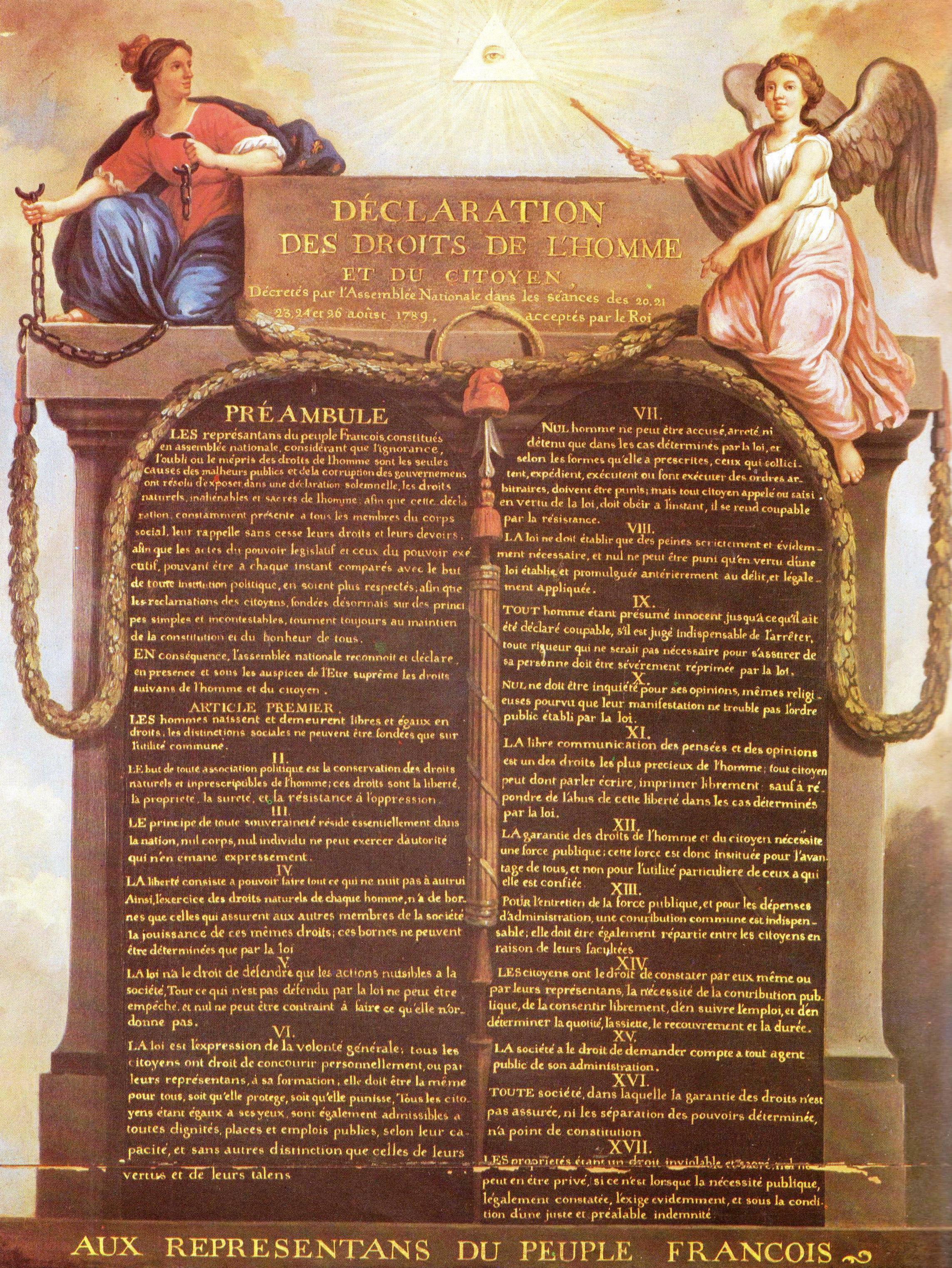 Декларация Прав Человека Реферат